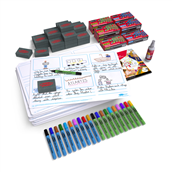 Show-me A3 Tell-a-Story Boards, Class Pack 25 Sets