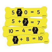 Number Crunchers to 10 - Pack of 100