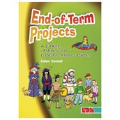 End-of-Term Projects activity book