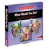 What Would You Do? Language Cards