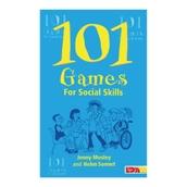101 Games for Social Skills book