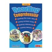 Reading Comprehension Book 4