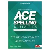 ACE Spelling Activities