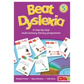 Beat Dyslexia 5 - Spelling Card Pack