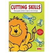 Cutting Skills activity book
