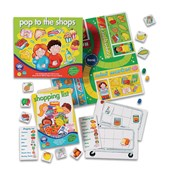 Shopping Games Pack