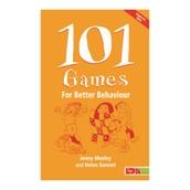 101 Games for Better Behaviour book