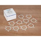 Antibiotic Mast Rings - Pack of 10