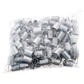 Expendable Steel Springs - Pack of 100