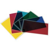 Colour Paddles - Pack of 6