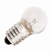 Bulbs - Round M.E.S: 12V 0.5A