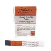 Cobalt Chloride Test Paper - Pack of 10