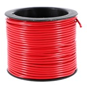 Extra Flexible Single Wire - Red