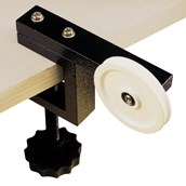 Clamp and Bench Mounting Pulley