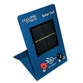 Solar Cell: Mounted by Philip Harris