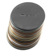 Metal Disc Set - Pack of 16