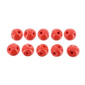 Molymod® Component Parts - Oxygen Atoms - Pack of 10