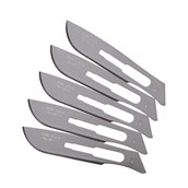Scalpel Blades, Number 21 - Pack of 5