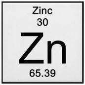 Zinc Granulated - 500g