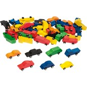 Dusyma Mini Wooden Cars