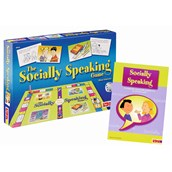 Socially Speaking Game and Book Offer