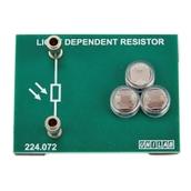 Simple Circuit Module: Light Dependent Resistor Unit
