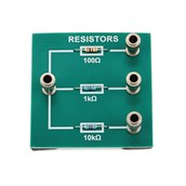 Simple Circuit Module: Resistor Board