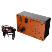 Audio Amplifier and Loudspeaker by Unilab