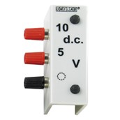Multiplier for Basic Student and Centre-Zero Meters - 5 to 10V d.c.