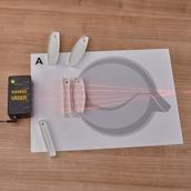 Ray Optics Kit with Laser Ray Box