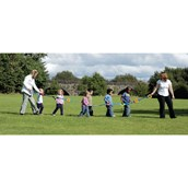 Lakeshore Learning Hold-a-Ring Walking Rope
