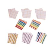 White Multipurpose Labels - Pack of 100 Labels