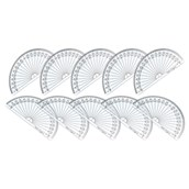 Protractor - Pack of 10