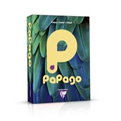 Papago Copier Paper (80gsm) - A4 - Pastel Chamois - Pack of 500