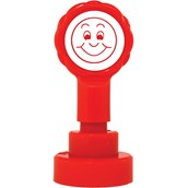 Xclamations Stamp - Happy Face