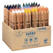Lyra Ferby Triangular Colouring Pencils