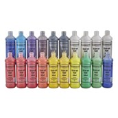 Classmates Ready Mixed Paint - 600ml - Assorted - Pack of 20