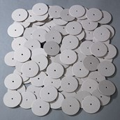 Pack of Cardboard Wheels - 50mm