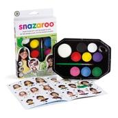 Snazaroo™ Rainbow Face Paint Kit