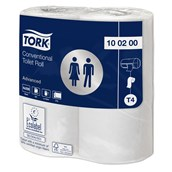 Tork® Conventional Toilet Rolls - 2 Ply