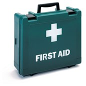 Classic Empty First Aid Box