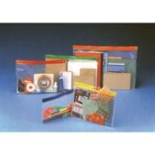Zip Wallet 405 x 255mm Green - Pack of 25