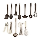 Non-Stick Kitchen Tools - Slotted spoon