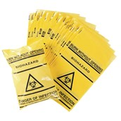 Biohazard Bags - pack of 50