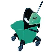 SYR® Combo Mopping Unit - Green