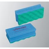Vileda® Puractive Scourer - Blue - pack of 10