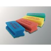 Vileda® Puractive Scourer - Yellow - pack of 10