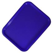 Polypropylene Fast Food Tray - Blue