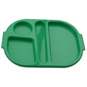 Harfield Meal Tray - Large - Green