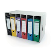 Profile Education A4 Lever Arch Filing Module White - Pack of 5